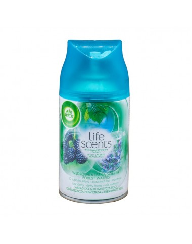 Air Wick Air Freshener Forest Water Blackberry And Wild Rosem