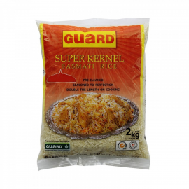 Guard Super Kernel Basmati Rice 2kg