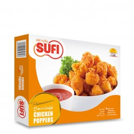 Sufi Chicken Poppers Small 260g