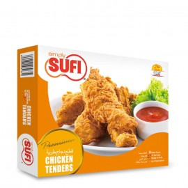 Sufi Chicken Tenders Small - 225g